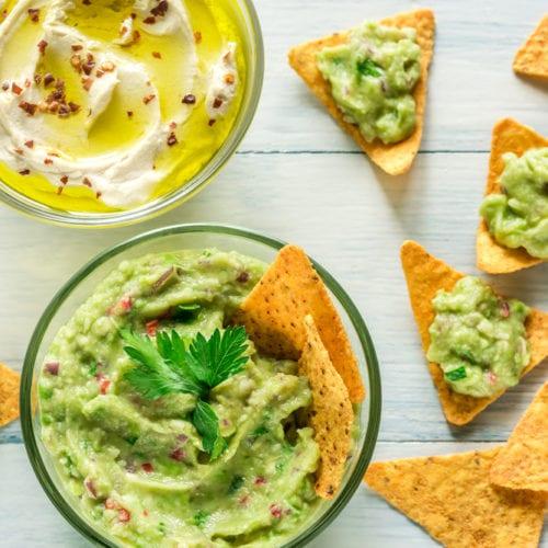 party dips recipe easy healthy snack