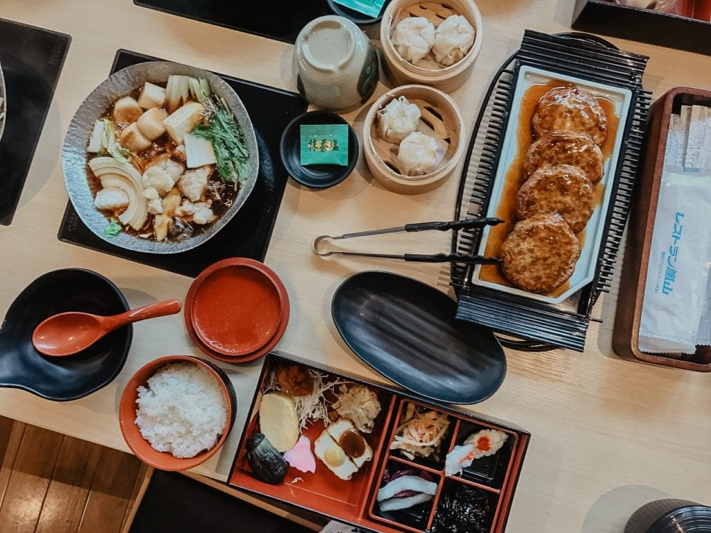 5+ Unexpected Food You Need to Eat in Japan
