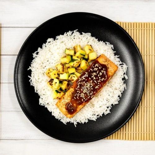 Healthy Eating Asian Mediterranean Diet