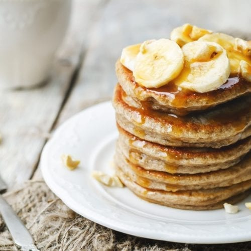 breakfast recipe maple syrup gluten-free dairy-free