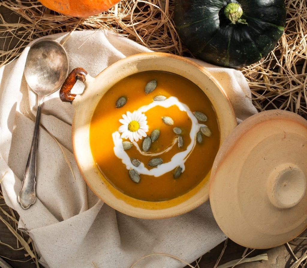 Creamy & Nourishing Pumpkin Soup – Perfect for Fall!