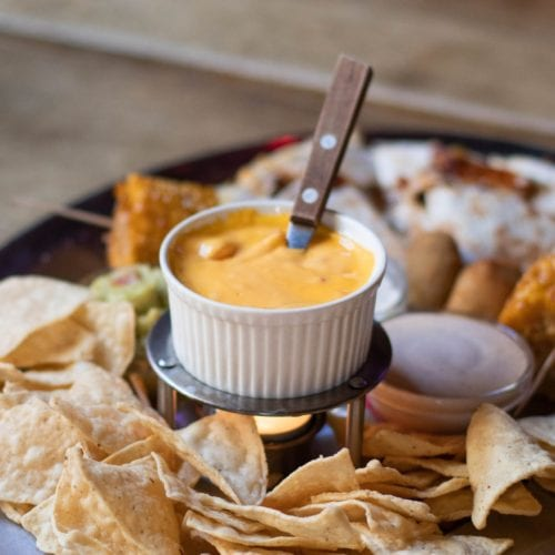 dipping sauce cheddar colby queso cheese dairy free gluten free vegetarian healthy appetizers