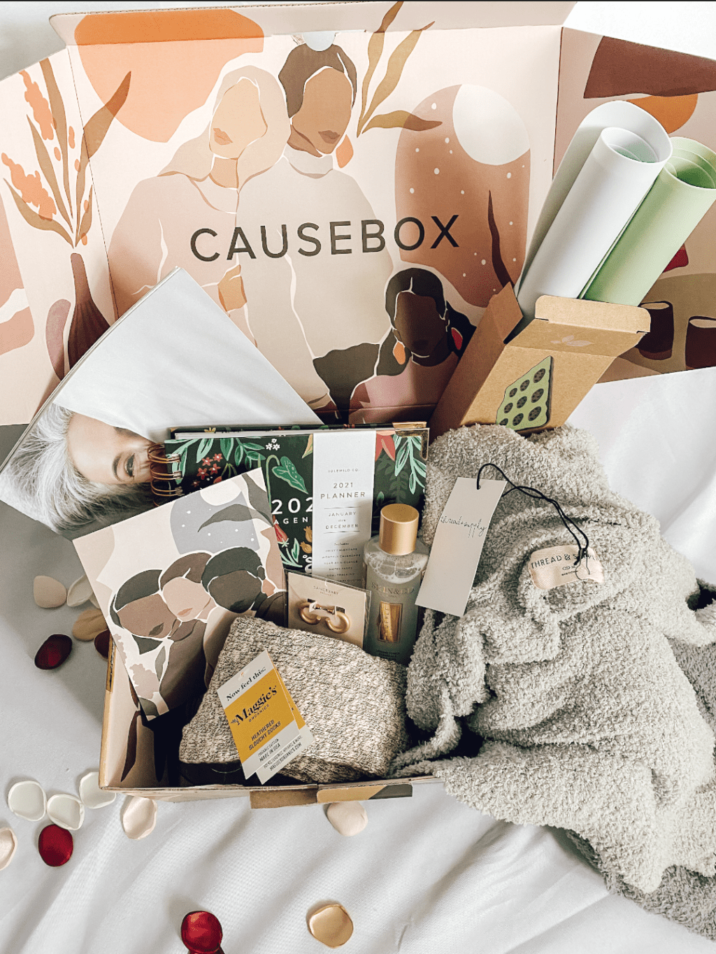CAUSEBOX Winter 2021 Review + $10 Coupon!