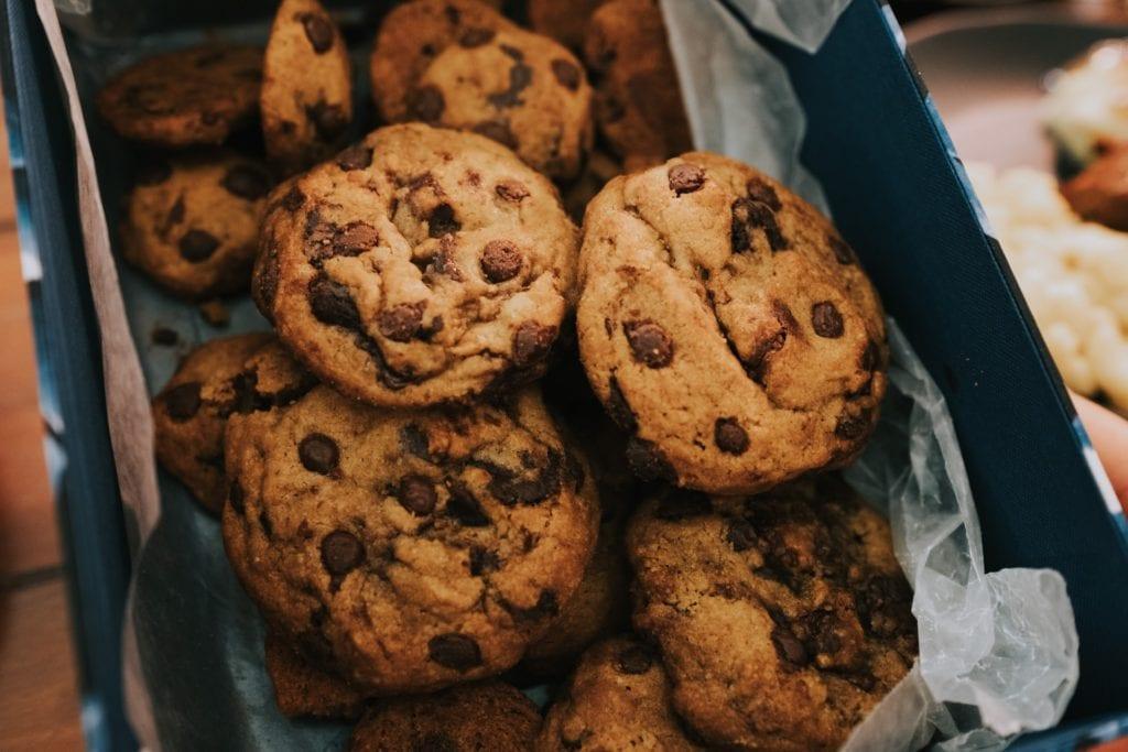 The BEST Copycat Chick Fil A Cookie Recipe