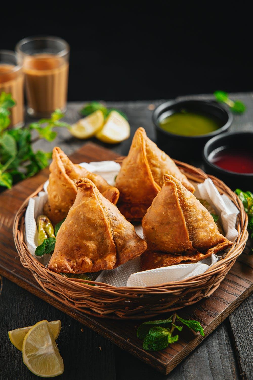 Indian Veggie Samosa Recipe