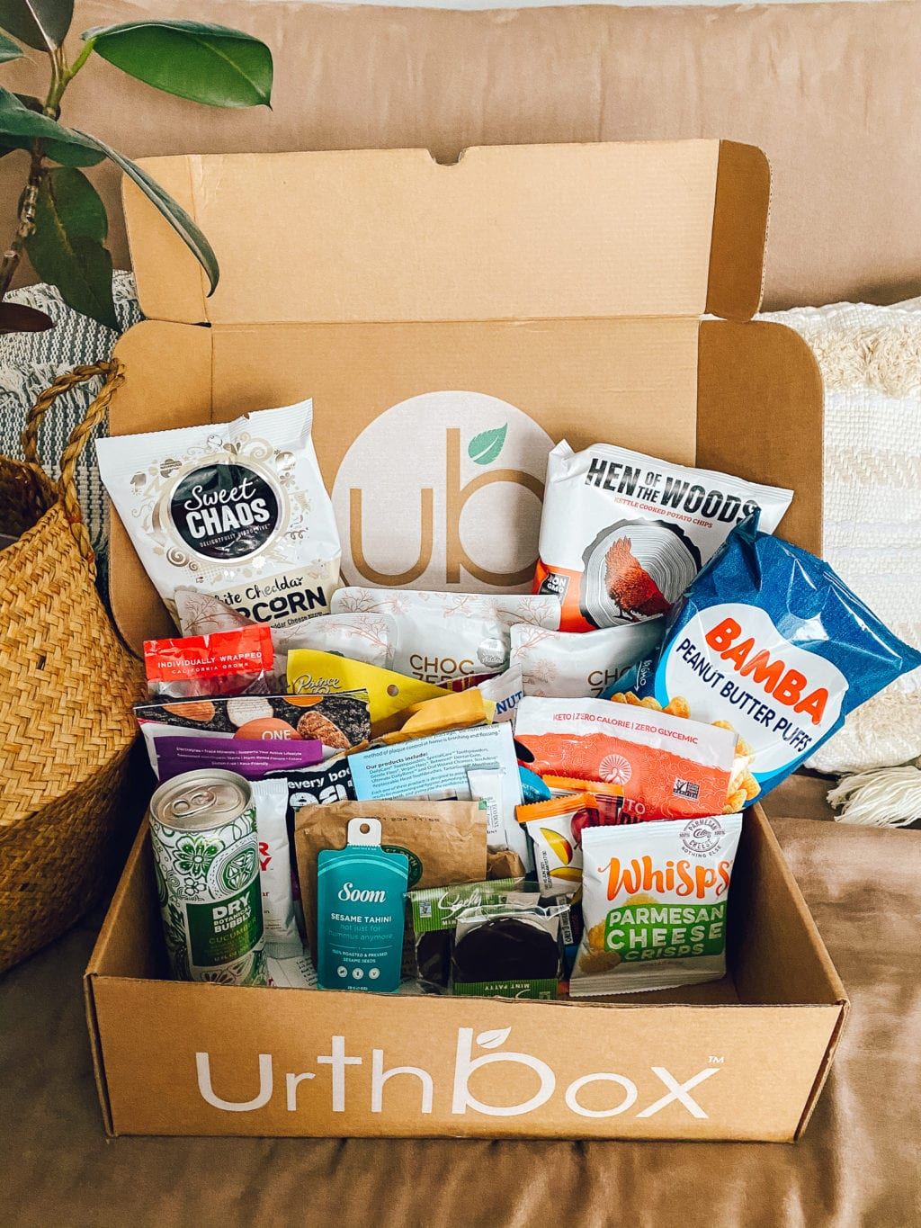 My Urthbox Review + Get A FREE Box!