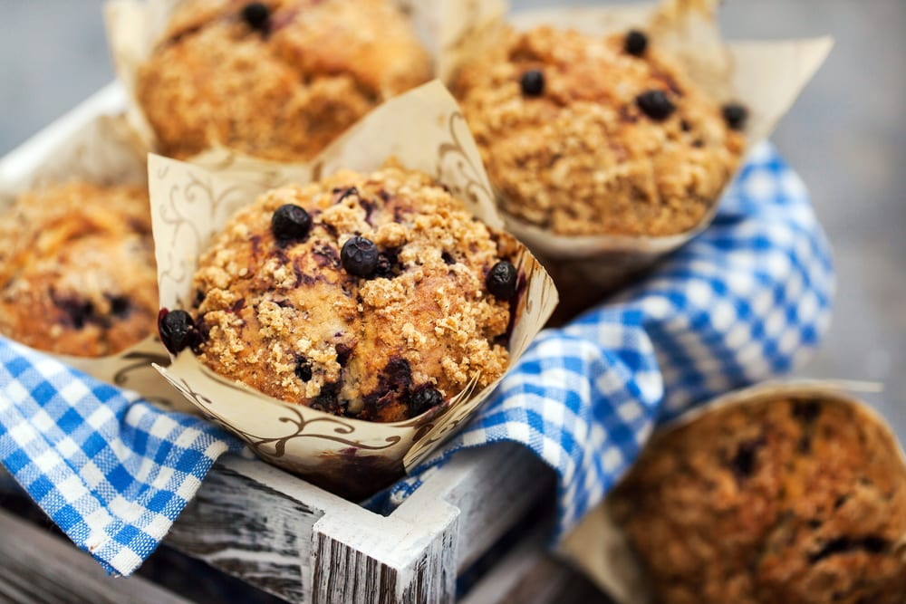 Dunkin-Donuts-Blueberry-Muffins-Recipe-with-Streusel