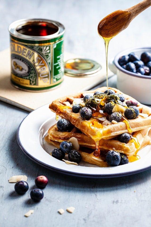 Mochi Waffles Recipe (Crispy on the Outside, Chewy on the Inside!)