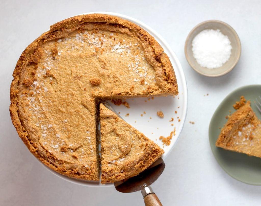 Undertale Butterscotch Cinnamon Pie