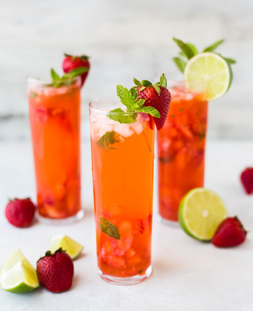 Copycat Starbucks Strawberry Lemonade (Secret Menu Recipe)